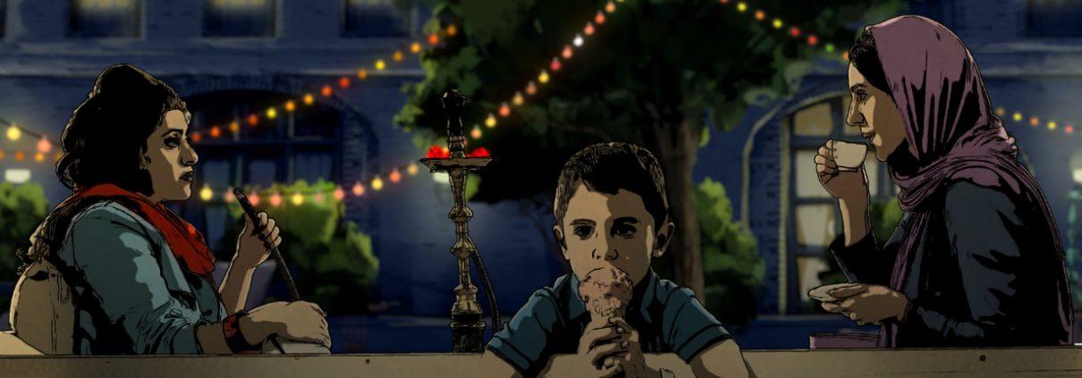 Teheran Tabu - Coverfoto (c) teherantabu-film.de